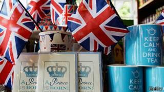 Британские сувениры