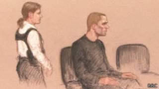 Павел Лапшин в суде