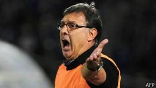 المدرب مارتينو