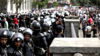 نیروهای پلیس ضد شورش