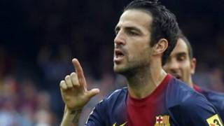 法布雷加斯在曼联二次报价以后,开始考虑自己在俱乐部的将来