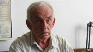 Сергей Лапшин не веритв то, что сын мог убить человека