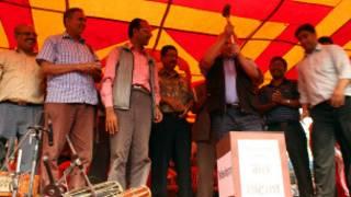 नेकपा माओवादी चुनाव वहिस्कार गर्ने आन्दोलनमा छ