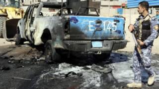 انفجار سيارة مفخخة في كركوك