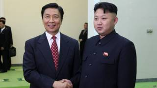 उत्तर कोरिया, चीन