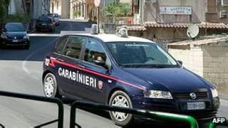 İtalyan polis otomobili
