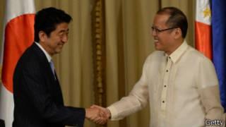 Hai lãnh đạo Philippines và Nhật gặp nhau ngày 27/7