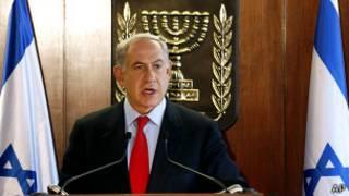 Премьер-министр Израиля Биньямин Нетаньяху (22 июля 2013 года)