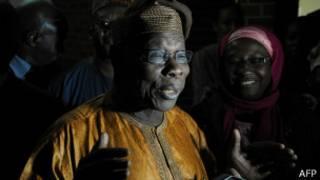 Olusegun Obasanjo yigeze kuba jenerali mu ngabo za Nigeria
