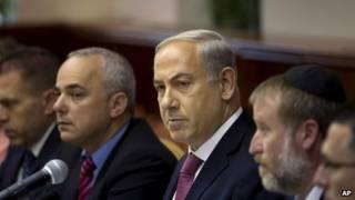 مجلس الوزراء الإسرائيلي