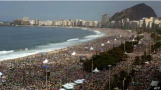 Copacabana | Foto: AFP