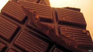 La tentación del chocolate