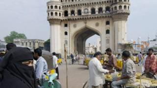 हैदराबाद शहर, आंध्र प्रदेश, चार मीनार