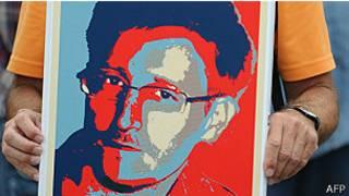 Foto Edward Snowden