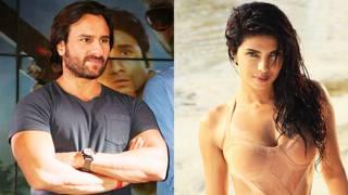 प्रियंका चोपड़ा और सैफ अली खान