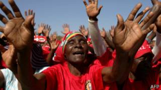 Зимбабвийцы