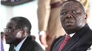 چانگیرای و موگابه