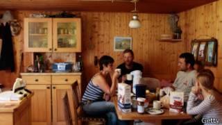 The Riedmann family