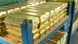 英格兰银行曾在二战时帮助出售纳粹德国掠夺的黄金。