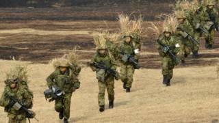 जापानी सेना