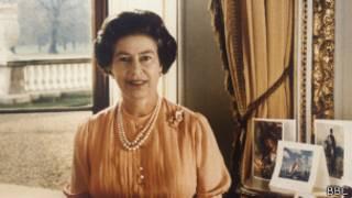 Обращение Елизаветы II, 1983 год