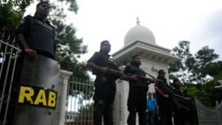 المحكمة العليا في بنغلاديش