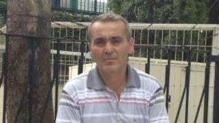 Berkin Elvan'ın babası Sami Elvan