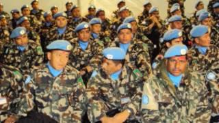 नेपाली शान्तिस्थापक सैन्य