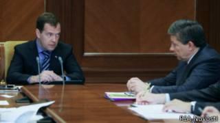Поповкин и Медведев