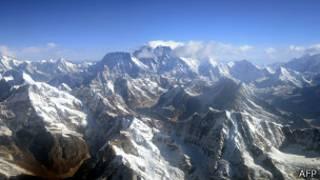 Himalaya Mountain Ranges