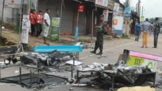 Army in Weliweriya (file photo)