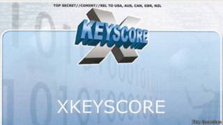 O XKeyscore (Foto: The Guardian)