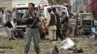 भारतीय दूतावास पर हमला