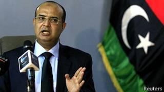 نائب رئيس الوزراء الليبي، عوض البرعصي
