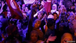تظاهرات حامیان دولت