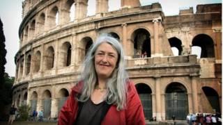 مقدمة البرامج التلفزيونية وأستاذة الآداب الكلاسيكية، ماري بيرد