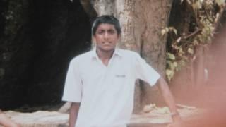 Akila Dinesh, who was shot dead in Weliweriya