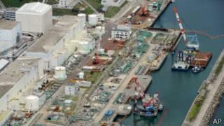 """АЭС """"Фукусима"""""""