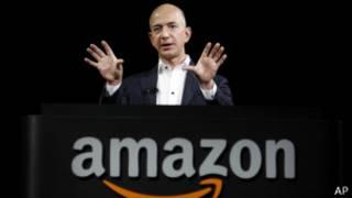 Основатель Amazon Джеффри Безос