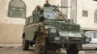 也门加强安保