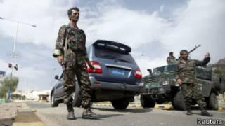 यमन में सुरक्षा