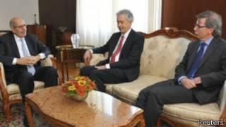Переговоры в Каире