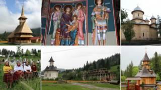 Церкви в Румынии
