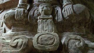 Friso maya