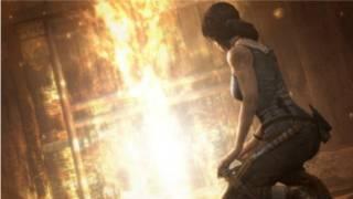 Lara Croft em sua versão mais moderna (Divulgação)