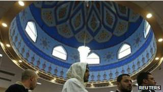 مسجد إسلامي