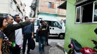 Shetty, da Anistia Internacional, em visita ao Brasil
