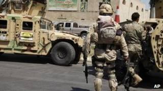 Ibitero vy'ibisasu muri Irake