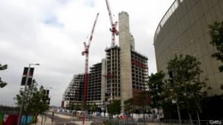 东伦敦距奥运公园仅一箭之遥的梅里迪安广场