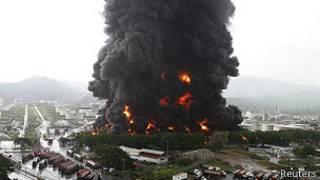 refinería Puerto La Cruz, Venezuela